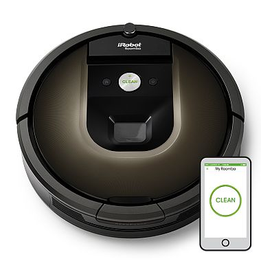 iRobot Roomba 980. Because they finally gave it eyes and brains! No more random bumbling around the house.