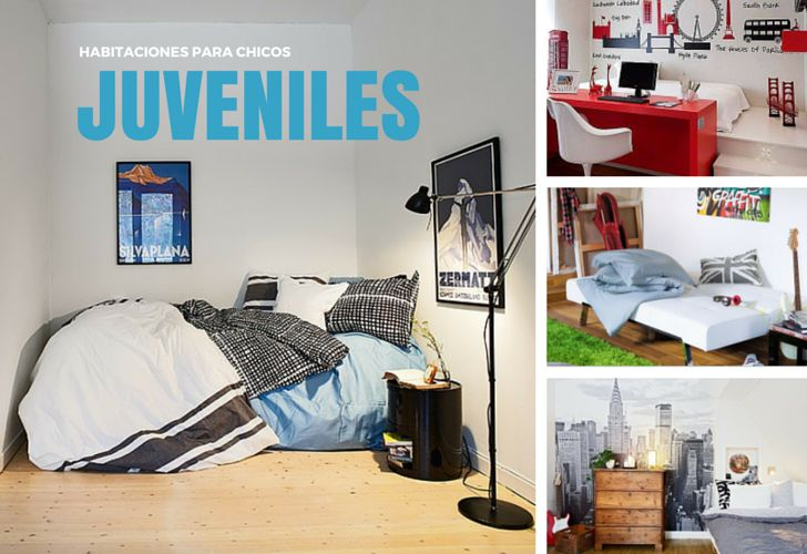 73 best habitaciones juveniles fotos e ideas images on - Habitaciones juveniles ideas ...