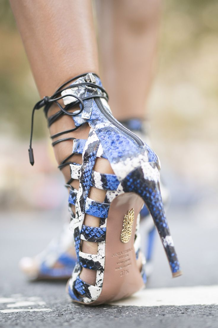 The NYFW Street Style Accessories Are Getting Personal #shoes #beautyinthebag