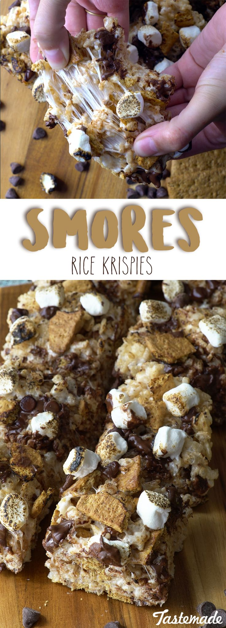 Toasty, buttery, chocolatey ... need we say more? You'll never go back to basic rice krispies again.