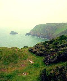 Devon Cliffs Countryside, UK