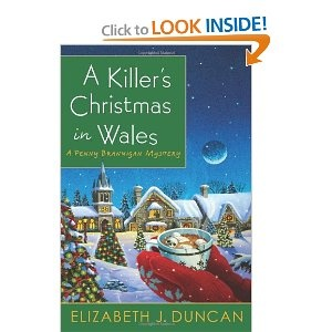 A Killer's Christmas in Wales: A Penny Brannigan Mystery (Penny Brannigan Mysteries): Elizabeth J. Duncan: 9780312622831: Amazon.com: Books