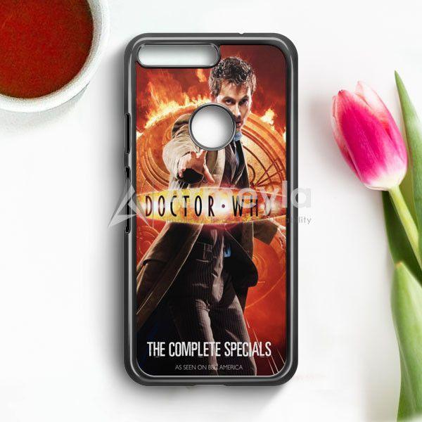 Doctor Who Tardis Divergent Dauntless Google Pixel XL Case | armeyla.com