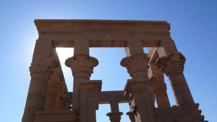 philae temple aswan impressive