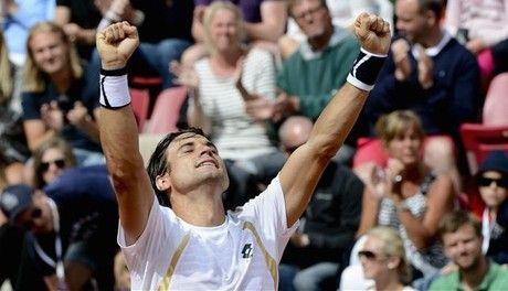 David Ferrer gana el torneo de Bastad