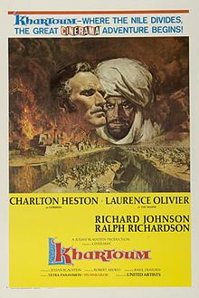 Khartoum, the Movie...1966 ... Film Featured on ThisTV...50 years later....interesting....