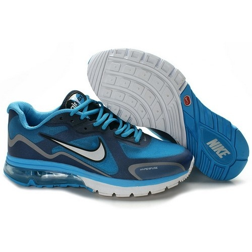 Most Wanted Nike Air Max Alpha 2011 Men University Blue/Blue Sapphire-White  Shoe