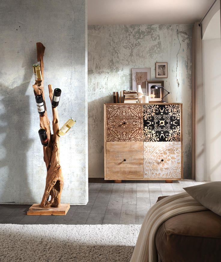 Kommode Mit 4 Türen: Kreatives Design Von AMBIA HOME!