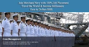 People involved in the merchant marines get to experience exotic destinations across the whole world. And since jobs in merchant navy require an individual to spend extended periods of time at sea, there is no dearth of time when it comes to exploring these singular destinations.
