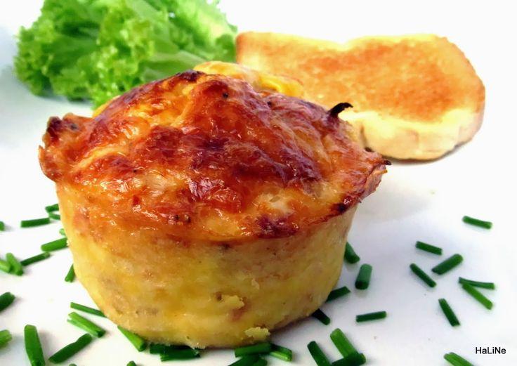 Zapečený sýr se šunkou