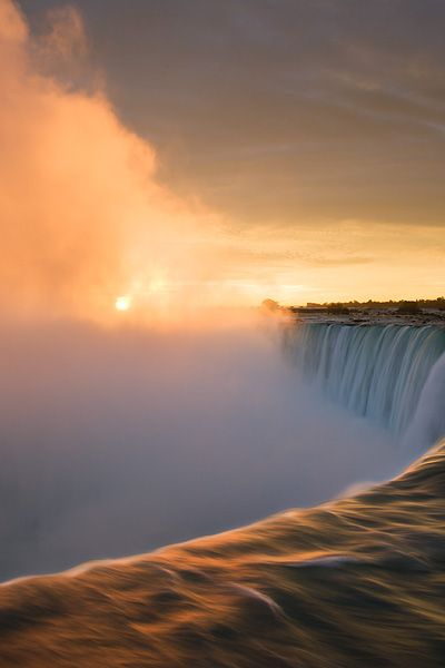 #NiagaraFalls, #Ontario... It is beautiful there #MLI #ESL #LearnEnglish #HomeStay #ExperienceValue #Communication #Success #UnforgettableMemories