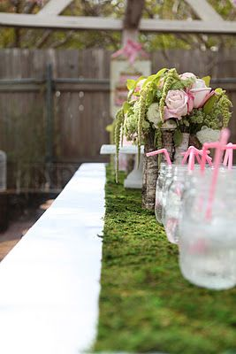 Garden Party table decor  – The Magnolia Mom