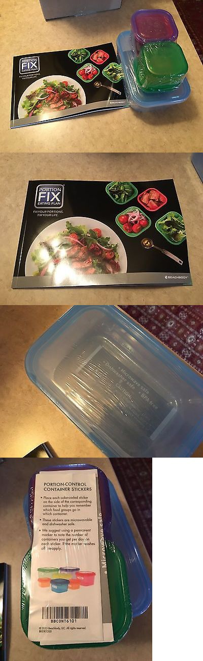 17 Best Ideas About Portion Control Containers On