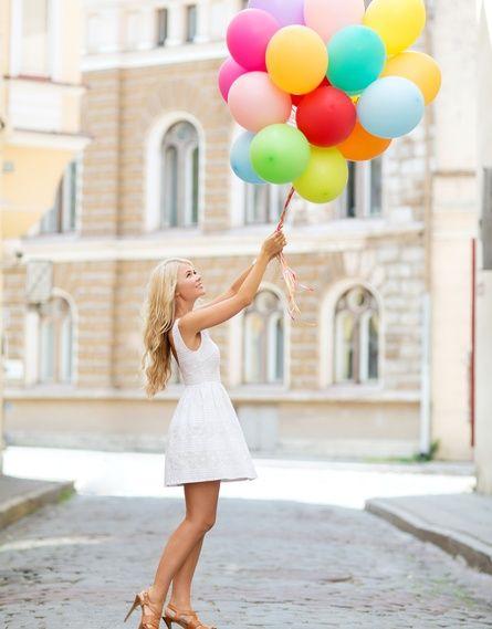 balloons fashion photography - photo #46