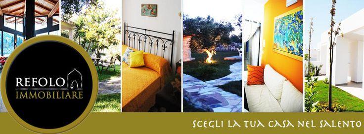 Chi Siamo - SalentoVacanze.eu è un portale dedicato agli affitti di case vacanze nel Salento: San Foca, Torre dell'Orso, Otranto, Torre Specchia R., Martano
