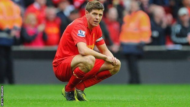 Liverpool captain Steven Gerrard says it will take a miracle for the club to win the Premier League before he retires from football.