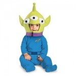 Very Cute Toy Story Alien Infant Toddler Costume