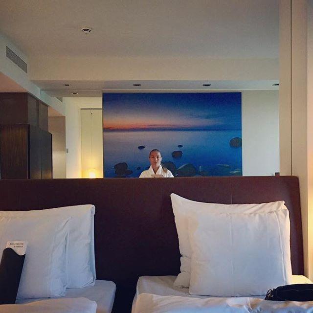 Relax 🙏🏼 with @xjanitax #langvikhotel http://www.langvik.fi/