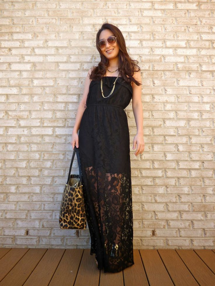 Sensible Stylista: The Maxi Dress