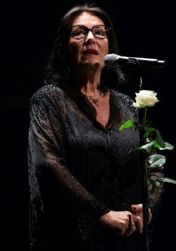 Nana Mouskouri @ The Royal Albert Hall in London (September 2014)