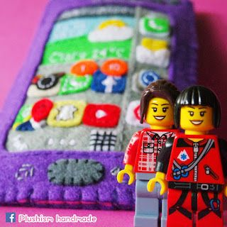 www.plushism.etsy.com #handmade #samsung #galaxy #note #edge #google #android #app #Lego #photography #gift #plushism