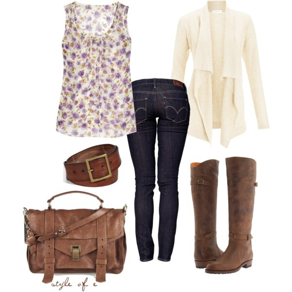 Country cuteFashion, Style, Clothing, Fall Outfit, Spring Outfit, Cute Country Outfit, Wear, Boots, Dreams Closets