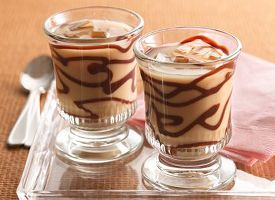 Iced Vanilla Soy Latte (Cooking for 2) Recipe - Tablespoon