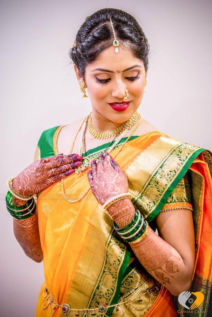 A Big Fat Maharashtrian Wedding Ceremony