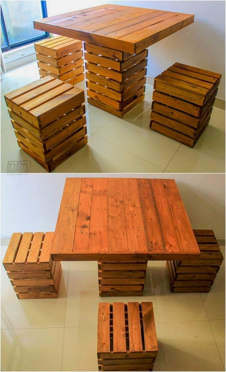 17 Pallet Furniture Ideas For Extraordinary Interior Designs Kelly S Diy Blog Wooden Pallet Furniture Diy Pallet Furniture Pallet Furniture Outdoor