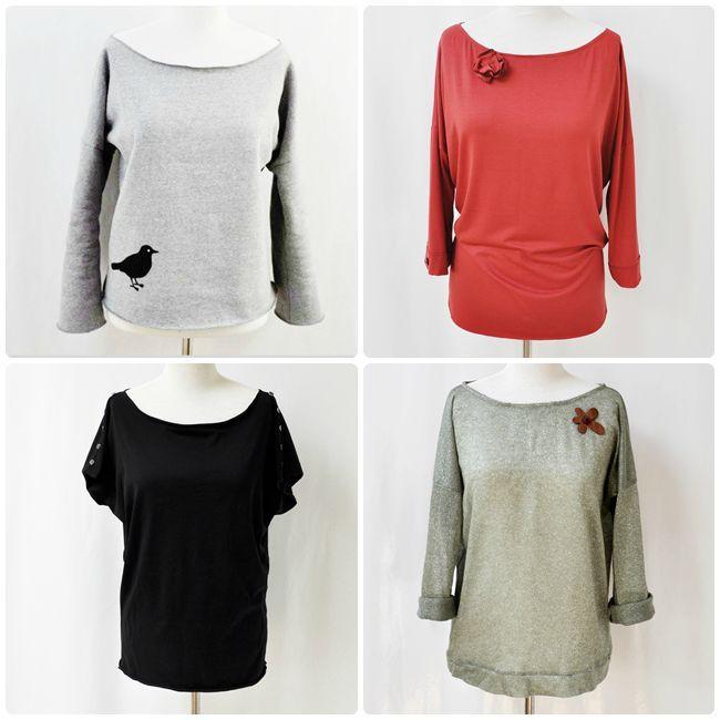 tee-shirt / sweat, cool, loose