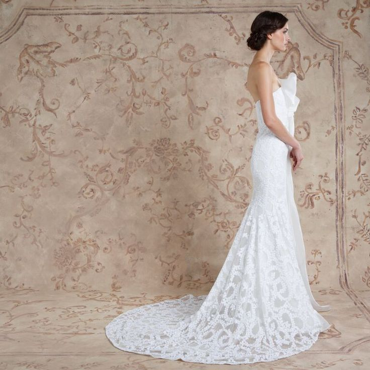 Zarin #weddingdress from SSareh Nouri Fall 2016 Bridal Collection | itakeyou.co.uk: