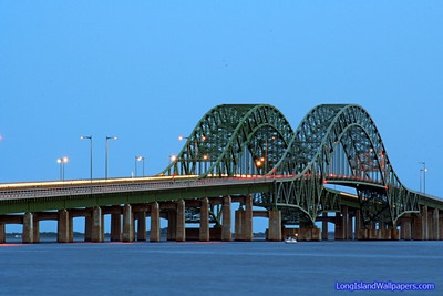Robert Moses Causeway - Going to the beach Long Island, NY