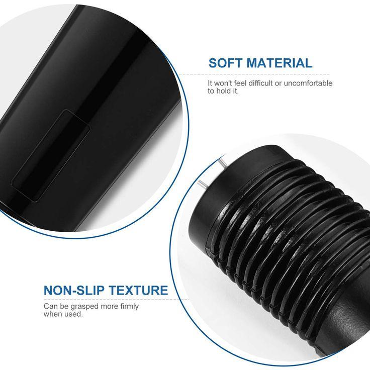 Schwarz Knöpfhilfe Knopfschließer Reißverschlusshilfe Anziehhilfe