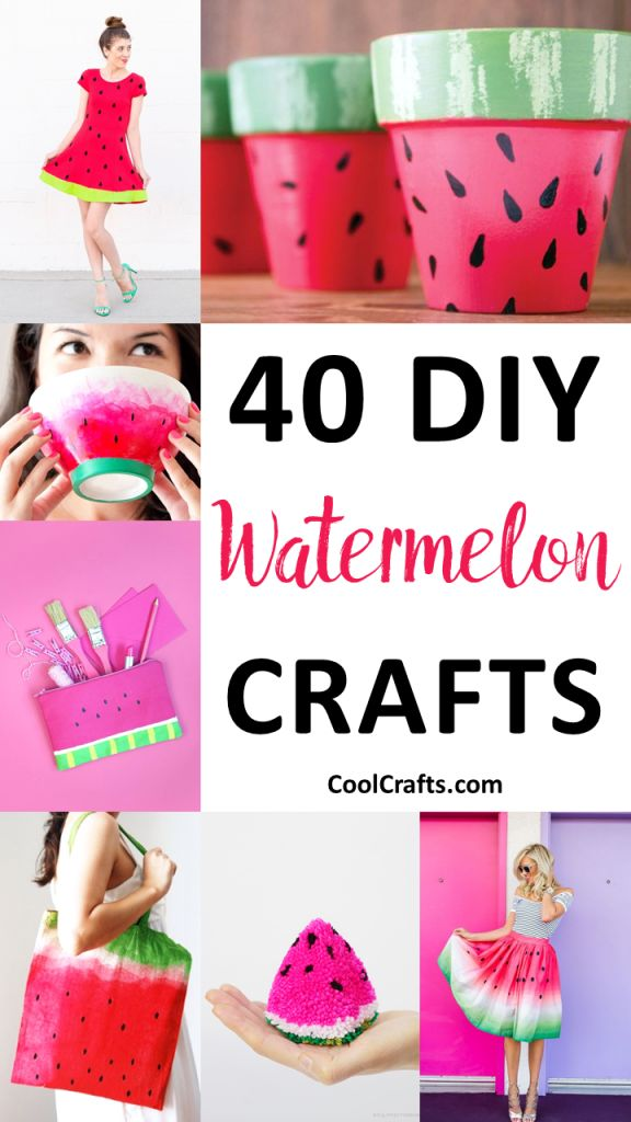 Watermelons are the new Pineapple! They've been sneaking up for a while now and I think it's safe to say that they are my new favorite fruit trend. Pineapples are still cool, but waterm…