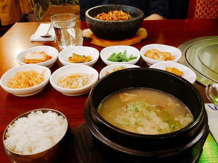 Fabulous Han Kook Kwan Korea Haus koreanisches Restaurant in D sseldorf Traditionelle koreanische K che mit komfortablen Ambiente