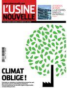 Usine Nouvelle. N°3446,26/11/2015 : Climat oblige