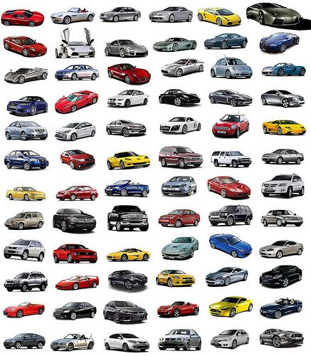 A collection of cars by me.Note them all!Also choose your Favorite!