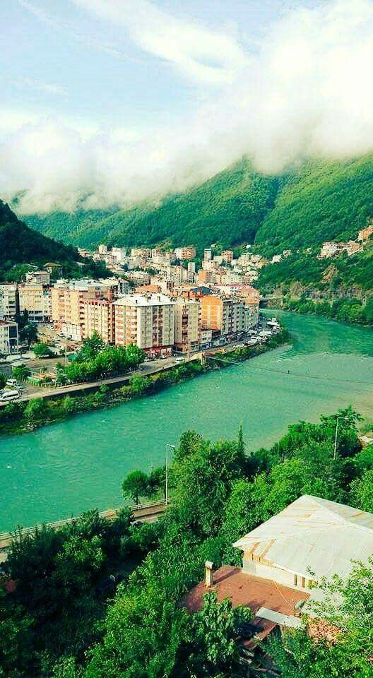 Borçka, Artvin, Eastern Blacksea Region of Turkey