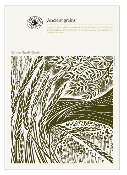 Doves Farm - packaging design - Studio h