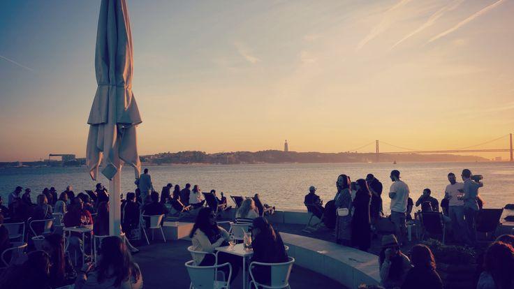 Cristina Ferreira | Daily Cristina | Verão | Pôr do Sol | Lisboa