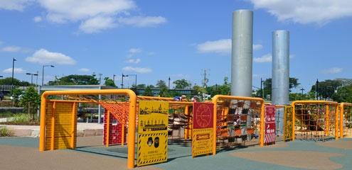 Ken Fletcher Park Tennyson Kids Playground | Must Do Brisbane