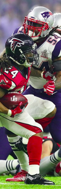 Super Bowl LI #patriots #falcons #NFL #superbowl