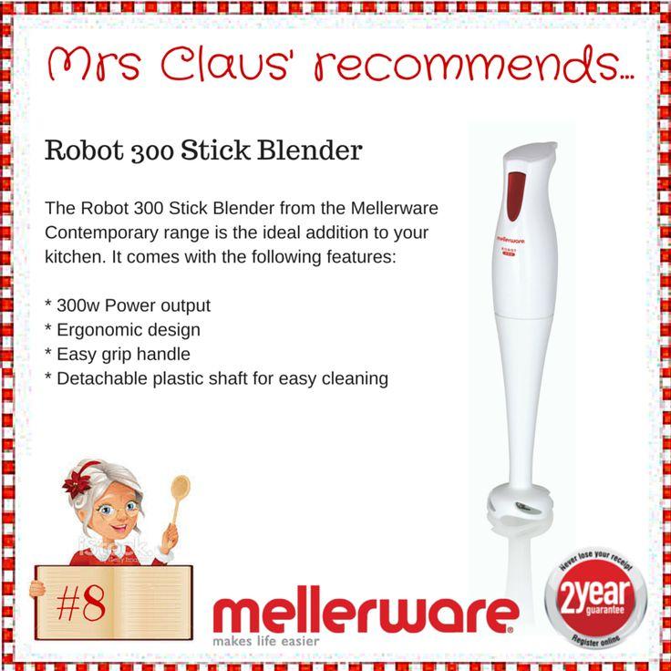 Day 8 - Robot Stick Blender