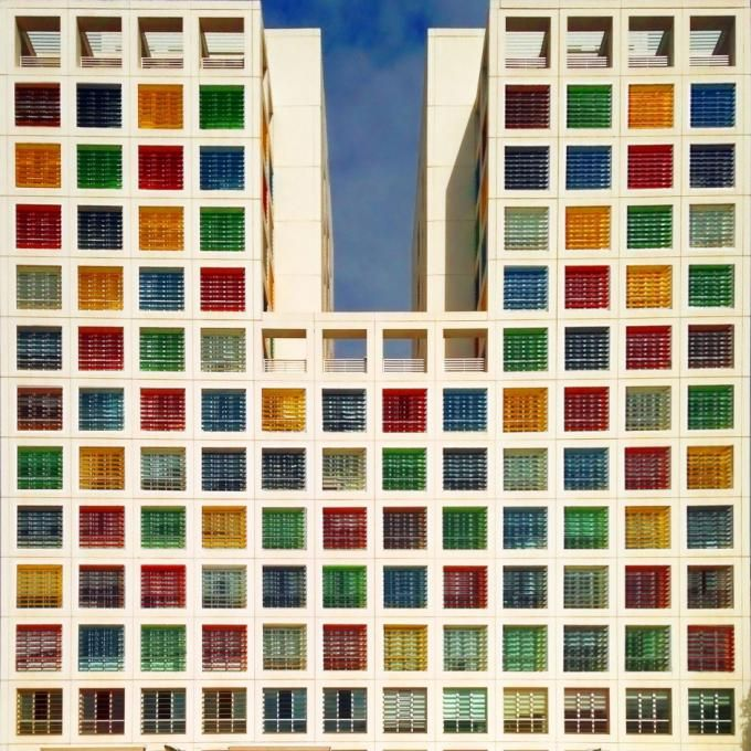 An office building in Beykoz district. Photography © by Yener Torun. Click above to see larger image.