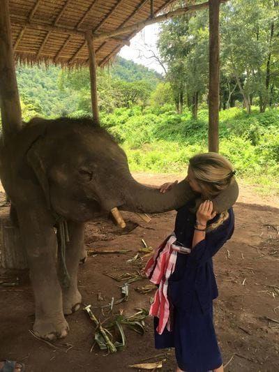 Bird of Balance Blog - Honeymooners Guide to Chiang Mai