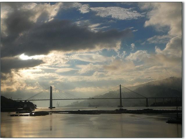Puente de Rande, Ria de Vigo