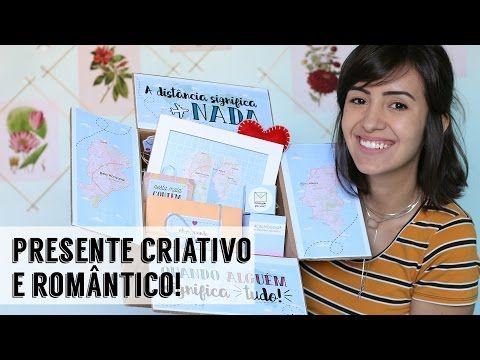 DIY: Kit Presente – Namoro à Distância | Namorada Criativa - Por Chaiene Morais