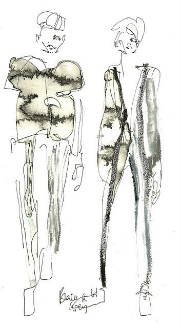 Vic Riches illustration