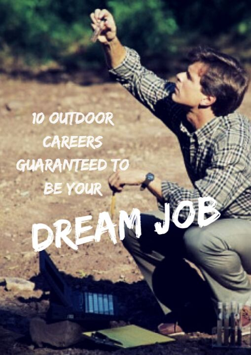Even the most playful adventure lover needs to grow up at some point. After all, there are bills to pay, right? But then there are those who take their offices outside and make the mountains, oceans, deserts and wilderness their place of work. Here are 10 of the coolest outdoor jobs you can score. 10 Outdoor Careers Guaranteed to be Your Dream Job http://www.active.com/outdoors/articles/10-outdoor-careers-guaranteed-to-be-your-dream-job-1397936?cmp=17N-PB30-S14-T1---1073