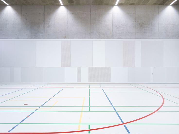 ffbk Architekten AG   Schulhaus Projektierung und Realisierung